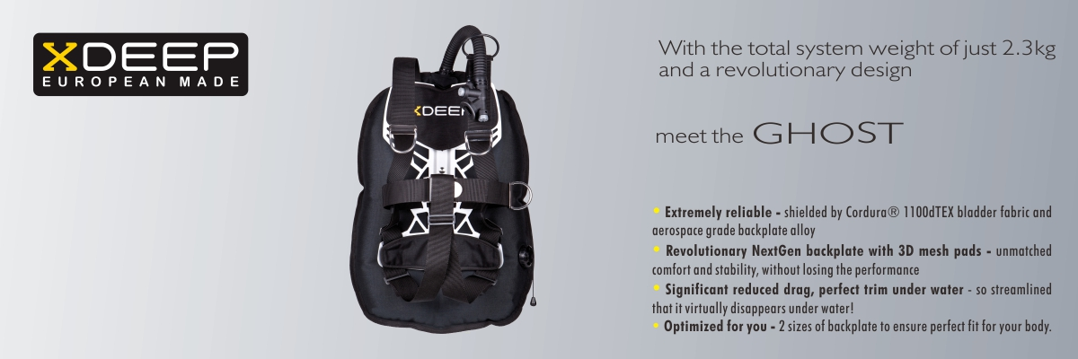 Xdeep Ghost BCD systems in Hong Kong